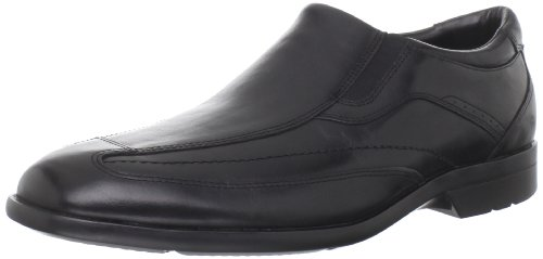 Rockport BUSINESS LITE Herren Slipper Schwarz (Black)