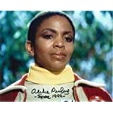 Alibe Parsons (Space 1999) - Genuine Signed Autograph