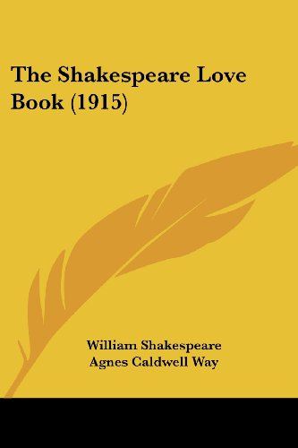 The Shakespeare Love Book (1915)