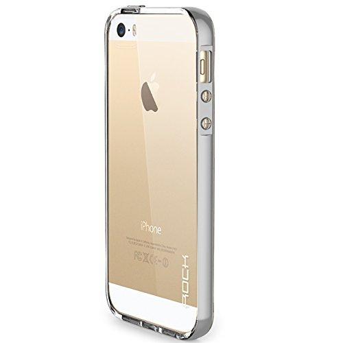 online store e01e5 b8f3a Buy Rock Light Tube Flash Back Bumper Case Cover for iphone SE 5 5S ...