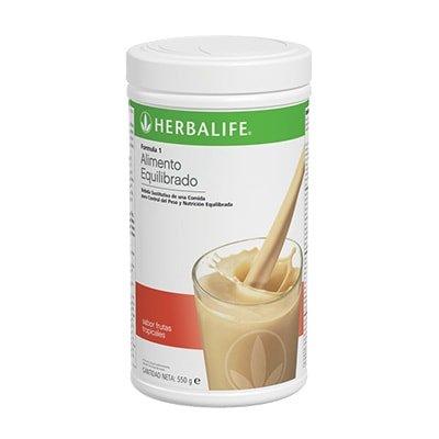 Herbalife Vanille Vitamine (Herbalife Austria Formula 1 Shake, Erdbeere, 550g)