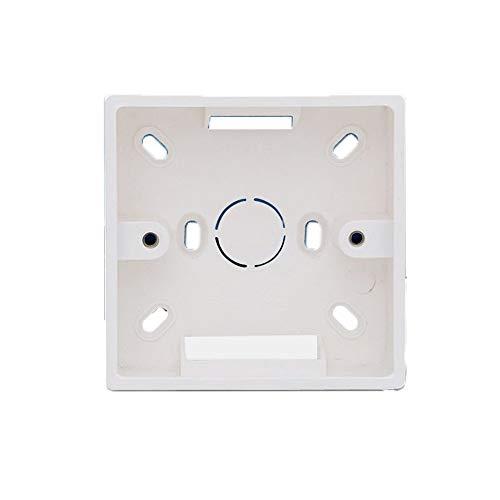 Scatola Incasso 86mm x 86mm x 30mm PVC per termostato