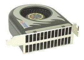 Leistungsstarker Gehäuse Entlüfter Slotlüfter System Doppel - Slot Lüfter PCI ISA Gehäuselüfter ttc-005 -- benötigt ZWEI freie Slots --