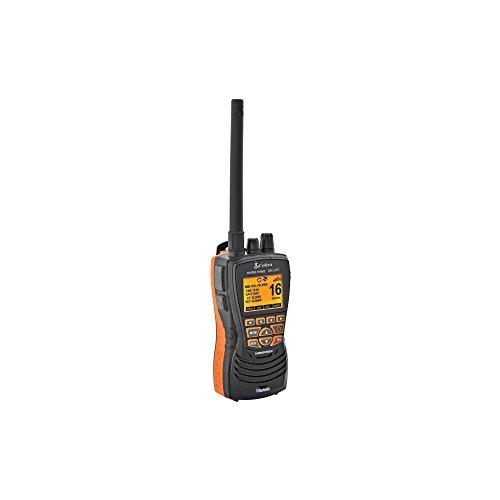 Cobra HH600 Handheld Waterproof Floating GPS Bluetooth VHF Radio Handheld Radio