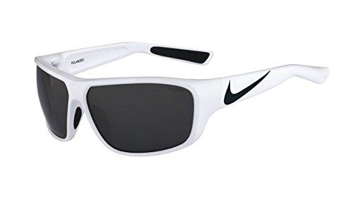 Herren Sonnenbrille Nike Vision Mercurial 8.0 white/black