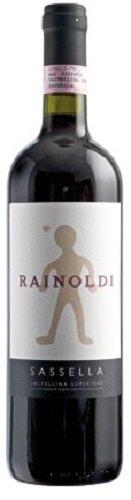 Rainoldi Sassella 2016-3 bottiglie da 750 ml