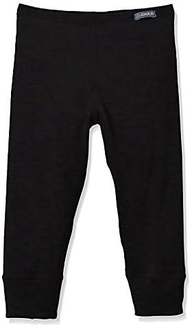Odlo Kinder Jungen Pants Warm Kids, Black, 140, 10419