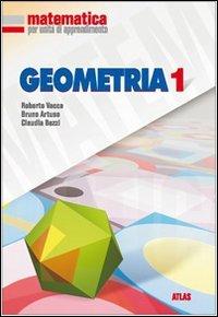 Matematica per unità di apprendimento. Geometria. Per la Scuola media: 1