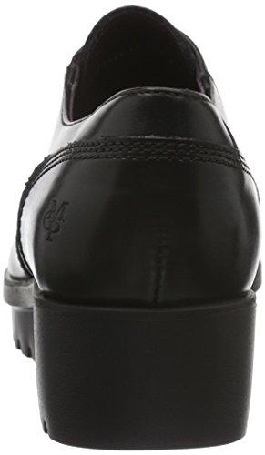 Marc O'Polo Schnürschuh - Scarpe stringate Donna Nero (Black 990)