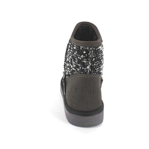 ESPRIT UMA TWIRL CASUAL 115EK1W014015 Damen Stiefel Grau
