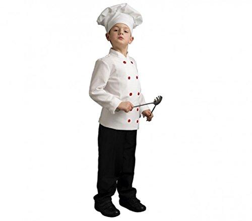 fair Costume Carnevale Gran Chef Travestimento Unisex Bambini Cuoco  ShopOnline (9-11 anni) ba84b6f1eecc