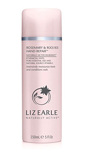 Liz Earle Rosemary & Rock Rose Christmas Gift Set Rosemary & Rock Rose Body Wash 200ml PLUS Botanical Body Cream 200ml + Liz Earle botanical print canvas bag sold by Taymee Lifestyle
