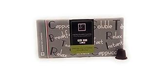 Choose 50 Nero Puro Caffe' Orzo -Barley - Nespresso compatible capsules /pods - Italian
