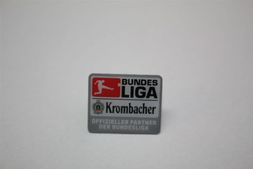 krombacher-beer-sponsore-pin-official-partner-of-the-bundesliga