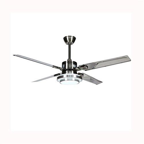 Schon SEEKSUNG Decke Ventilator Light Fan Deckenlampe Wohnzimmer Schlafzimmer  Esszimmer Kronleuchter Home Office LED Beleuchtung Eisen ...
