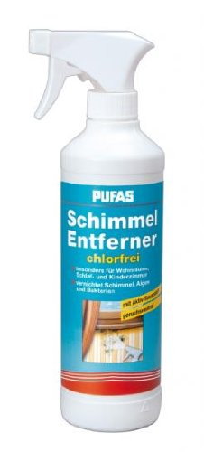 "Pufas Schimmel-Entferner\""\""chlorFREI\""\"" 0,500 L"