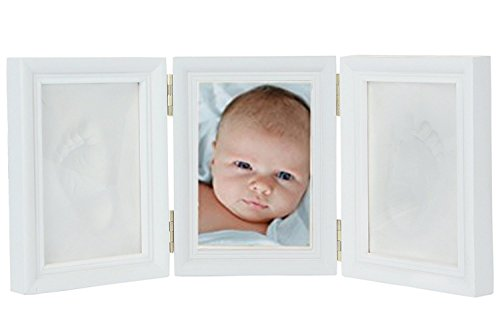 Demarkt Memories ES Photo Frame + 2 Baby Print - Marco
