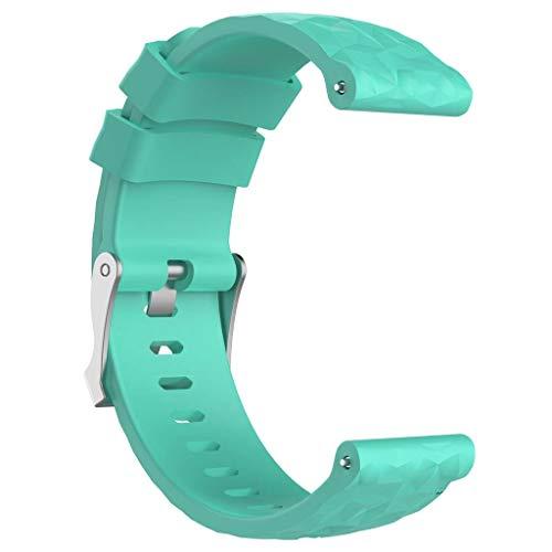 Xuniu Correa de Reloj de Repuesto de Silicona