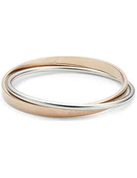 Calvin Klein Damen-Armband Coil KJ63BB01010S