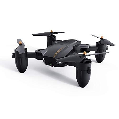 Springdoit Quadcopter 720P Pieghevole Drone 4CH 6 Assi RC capacità di Avvio all'aperto Regalo Giocattolo Drone