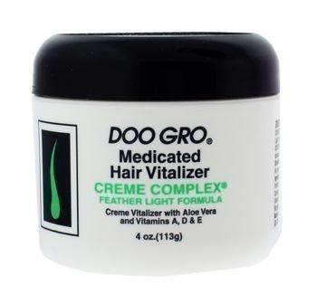 Doo Gro - Tonifiant pour cheveux- Formule léger complexe crème