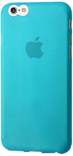 muvit iPhone 6 ThinGel Case Blue blau
