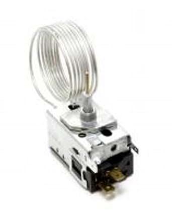 daniplus Thermostat pour réfrigérateur avec 2étoiles automatique professionnel comme Atea S2–1000, Whirlpool Bauknecht 481981728915