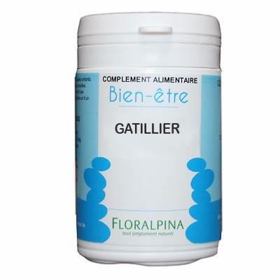 GATTILIER - 60 gélules de 210 mg - Fabriqué en France