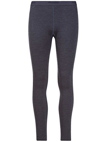 Bergans Fjellrapp Lady Underpant Tights - 210er Merinowolle NightBlue Mel