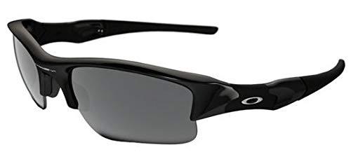 Oakley Sonnenbrillen OO 9009 Flak Jacket XLJ Jet Black/Black Iridium Herrenbrillen