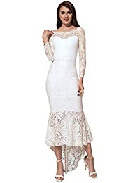 6acd0a90ffe3 STEAM PANDA Vestito Sexy per Donna per Sesso Donna Professionale 4 Taglia  (M