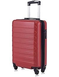 Toctoto Equipaje De Mano Expandible con Bloqueo TSA (20