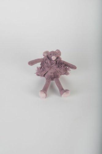 Quax - Doudou Mimi & Co Souris flint 20cm | La Conception Professionnelle