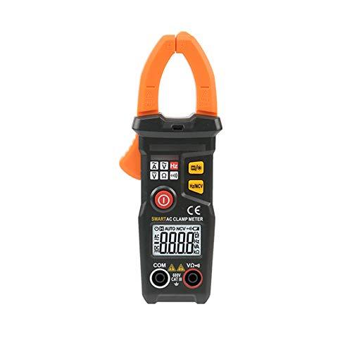 LHSH MultimèTre Digital Clamp Meter Automatische Messung Multimeter Und Voltmeter SpannungsprüFer Wechselstromwiderstand DurchgangsprüFung