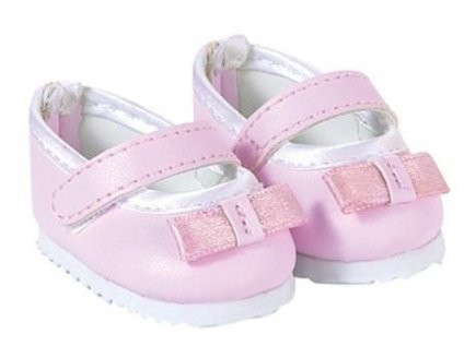 Corolle - t4560c chaussures roses 36 cm pour poupee - miss corolle (519)
