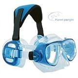SCUBAPRO-Pro Ear 2000Transparent, Transparent, Blau