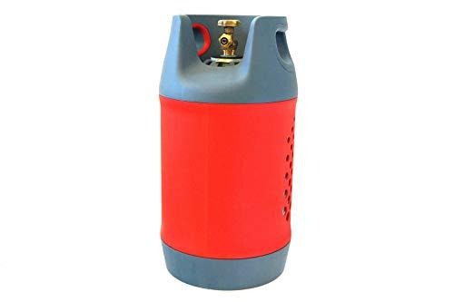 Komposit Gasflasche 24,5 Liter mit 80% Füllstop