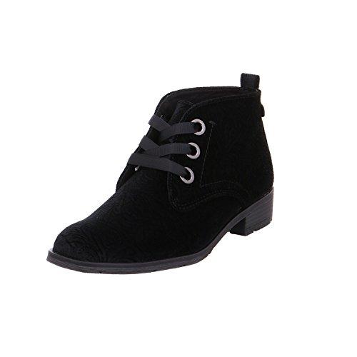 Marco Tozzi  2-2-25135-39/055-055, Chaussures à lacets femme Noir