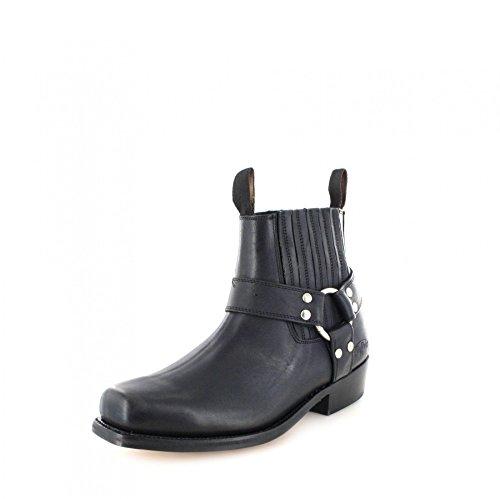 9821532928af0 FB Fashion Boots 6000, Stivali Uomo Nero Black, Nero (Black), 47