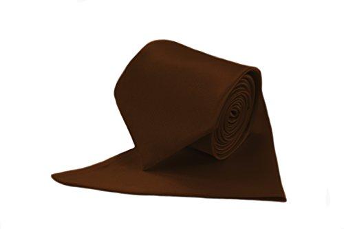 The Gorgeous 1 - Corbata - para hombre marrón marrón Talla única