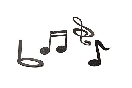 edible-by-design-musical-notes-edible-shapes-black-20mm-4g