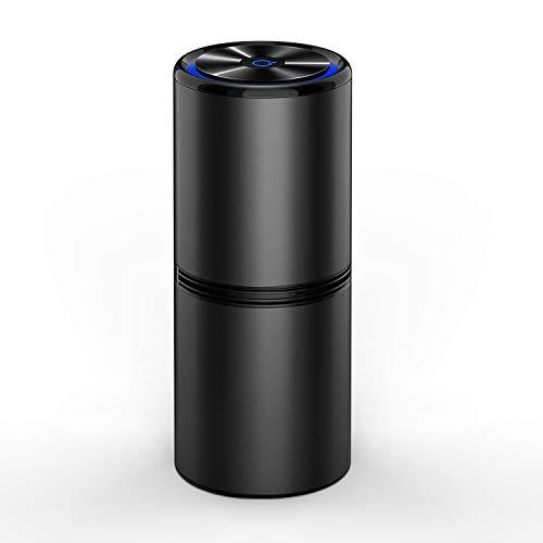 PB PEGGYBUY Luftreiniger Air Purifier Luftionisator Luftwäscher perfekt für Allergie, Wohnung, Raucherzimmer