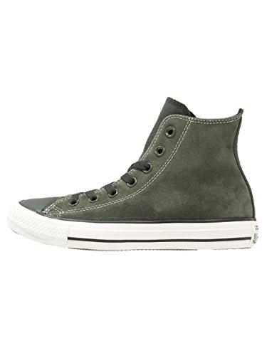 All Star Hi Suede Vert