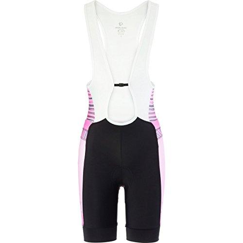 PEARL IZUMI Damen Elite Pursuit Bib Shorts Small Screaming Pink Rush - Elite Womens Short Pearl Izumi