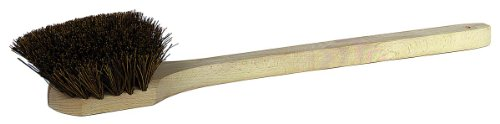 Weiler 4401650,8cm Länge, gelb Polypropylen Füllen, Wood Block, Utility Scrub Pinsel Utility Block