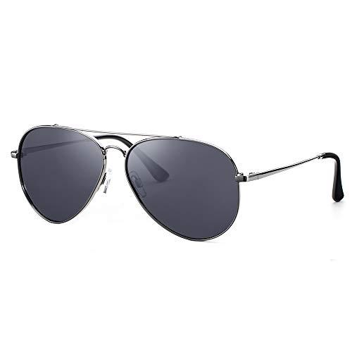 Avoalre Sonnenbrille Herren Polarisiert Pilotenbrille, 2019 Trend Fliegerbrille Verspiegelt Männer...