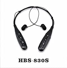 Moyzikh HSB-830S Wireless Neckband Magnet in Ear Headphone   Bluetooth Headset (Assorted Color)