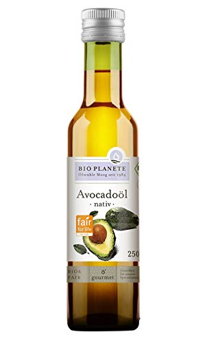 Bio Planète Avocadoöl, nativ (250 ml) - Bio