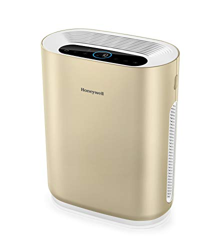 Honeywell Air Touch i8 42-Watt Air Purifier (Champagne Gold)