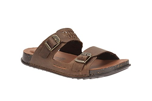 Clarks-Mens-Leather-Floaters